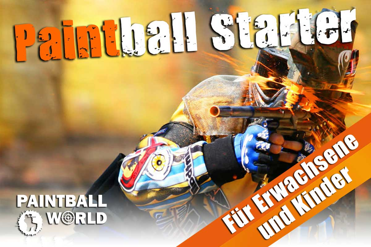 Paintball Starter