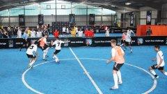 KiCKERWorld Berlin | Hallenfußball der Extraklasse