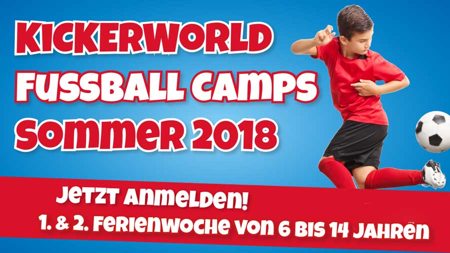 fussball feriencamp 2018