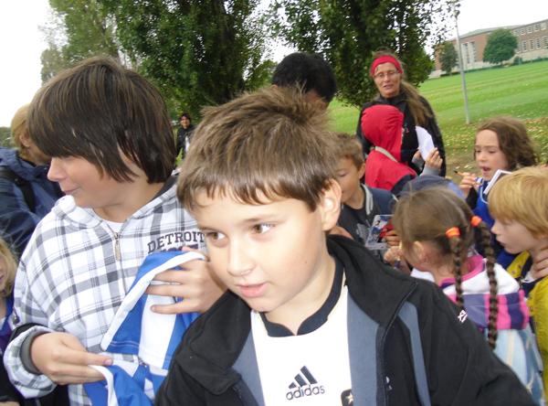 Fußball Herbstcamp 2011